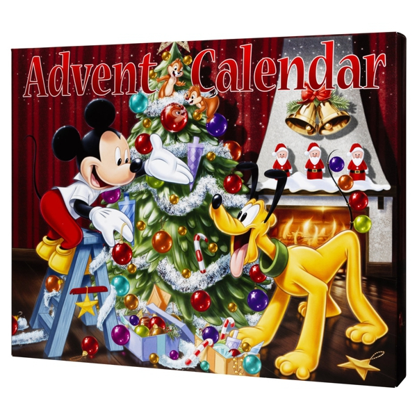 Mickeys Christmas Calendar