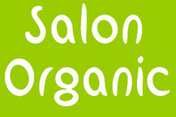 Logo salon organic normal620