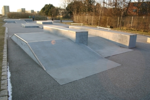 Taarnby skatepark beton normal300