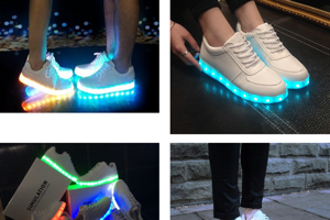 Led sko fra smartsneakers normal300