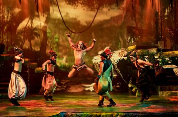 Bweb tarzan kim ace fra fredericia teaters produktion af disneys musical tarzan foto s ren malmose  1  normal620