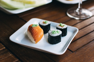 5 running sushi-restauranter i Kbh