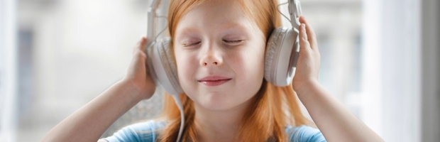 Photo of girl listening to music 3755622 wide620